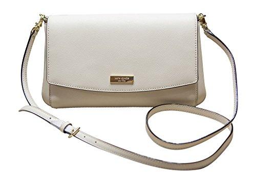 Kate Spade New York Laurel Way Greer Crossbody Handbag Clutch, Pumice by Kate Spade New York