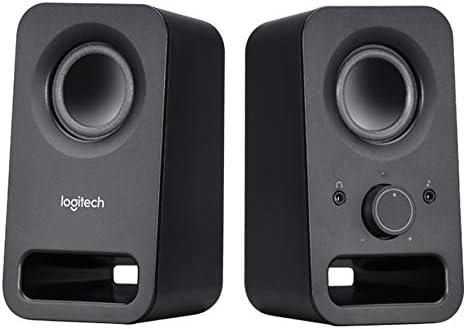 Logitech Z150 6 Watt 3 5 Mm Kabelgebundene Lautsprecher Elektronik
