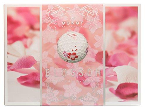 Goker Blossom Ladies Golf Balls (1 Dozen) by Goker