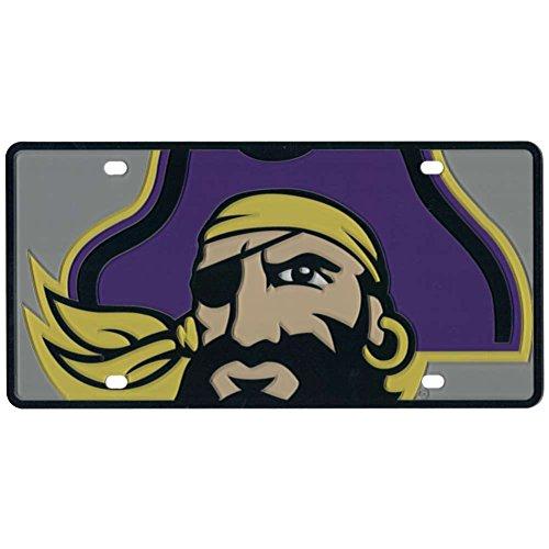 Stockdale East Carolina Pirates Full Color Mega Inlay License -