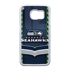 Seattle Seahawks Phone Case For Samsung Galaxy S6 Edge C24984