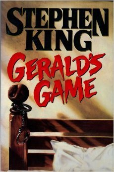 "STEPHEN KING'S ""GEARLD'S GAME"" SIGNED FIRST EDITION – RARE AS IT HAS A DRAWING BY KING ALONG WITH - Book Signed"
