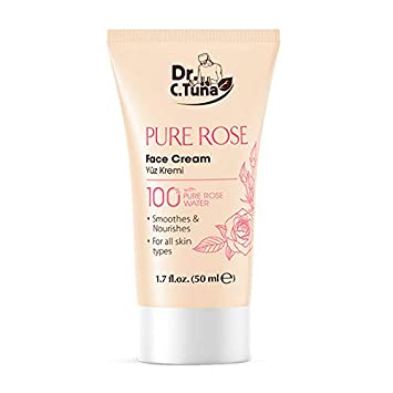 Amazon Com Farmasi Dr C Tuna Pure Rose Water Face Cream 50 Ml