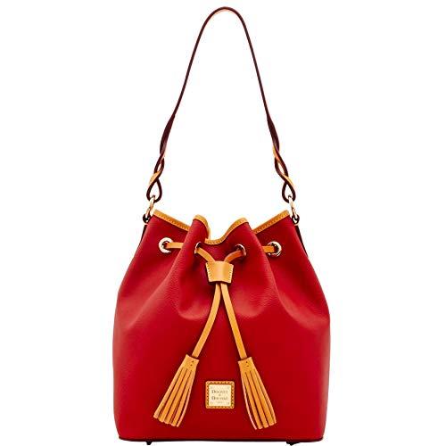 Dooney & Bourke Eva Braid Tasha Drawstring Shoulder Bag
