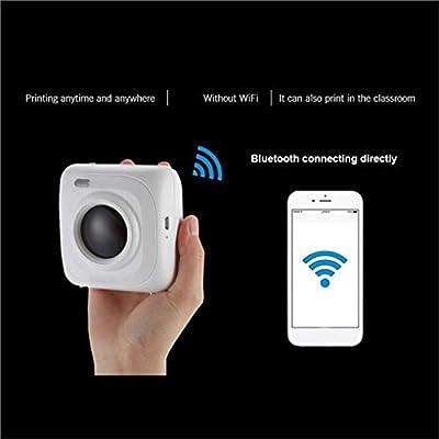 Centurrie P1 Mini Bluetooth 4.0 200 PPP de la Impresora térmica de ...
