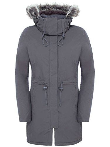 Face Fabricant Fr North Zaneck S S taille Gris Parka Femme The AHqf5w5