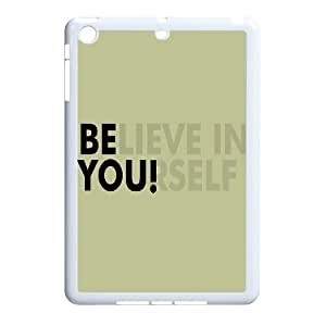 Custom AXL372866 Case, Personalized Phone Case For Ipad Mini Cover Case w/ Positive Energy Slogans