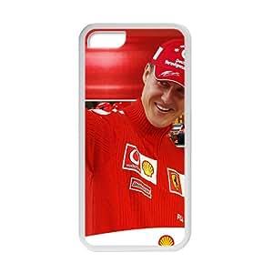 ORIGINE Michael Schumacher White Phone Case for Iphone 5c