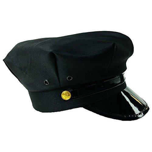 Black Chauffeur Limo Driver Costume