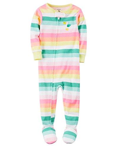 c62502f804b4 Galleon - Carter s Little Girls  1-Piece Snug Fit Cotton Pajamas (3T ...