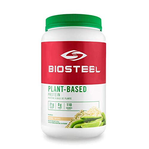 BioSteel Plant Based Protein Natural