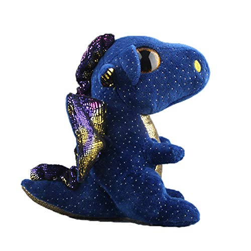 NATTEL Blue Plush Toy Doll With Tag 6