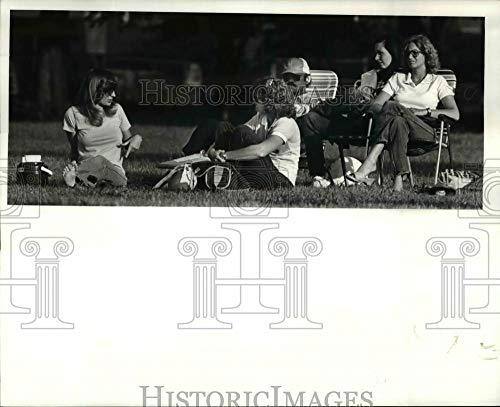 (1981 Press Photo Kids reaction to baseball strike - cvb54163)