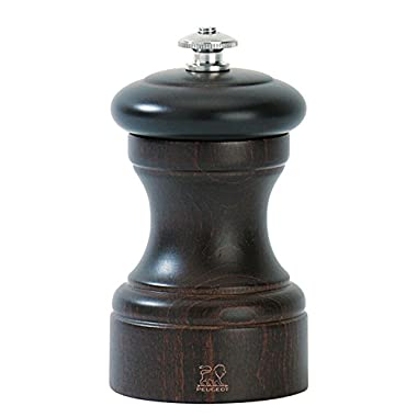 Peugeot 22594 Bistro 4 Inch Pepper Mill, Chocolate