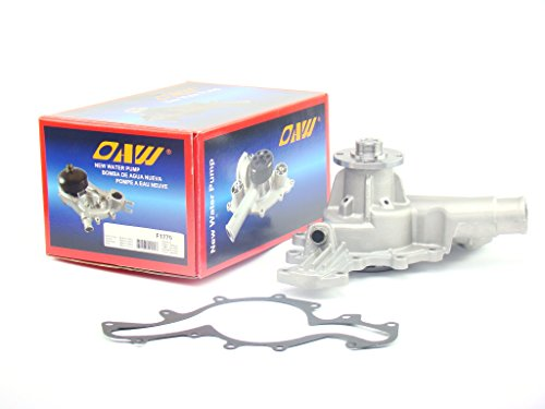 Ford Ranger Vin - OAW F1770 Engine Water Pump with 2-hose for 90-97 Ford Aerostar, 91-00 Ford Explorer VIN X, 90-01 Ford Ranger VIN X, 94-00 Mazda B4000 & 91-94 MAzda Navajo V6 4.0L VIN X