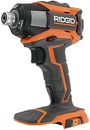 Ridgid R86035 Gen5X 18V Cordless Lithium Ion 2,000 Inch Pounds Impact Driver w/ Quick Release Chuck, LED Light