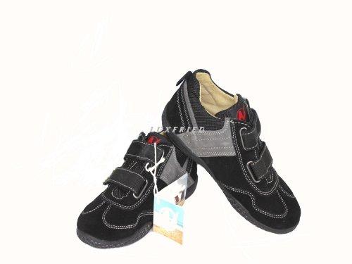 Naturino 4210 - Derby niño negro - negro
