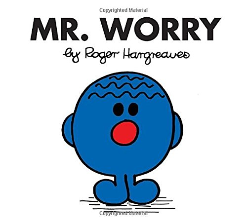 Mr. Worry (Mr. Men and Little - Mr Men And Little Miss