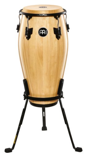 Meinl Percussion MCC11NT Marathon Classic Series 11-Inch Quinto with Stand, (Marathon Natural Finish)