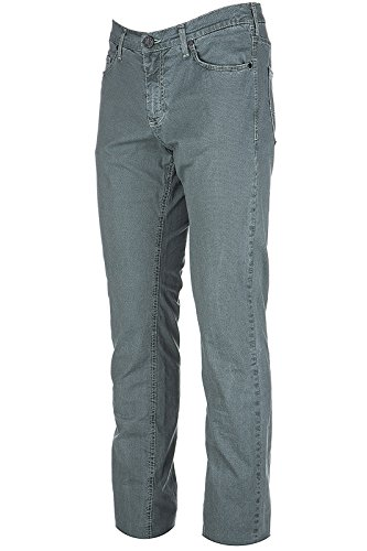 Versace Jeans pantalon homme slim pocket tiger vert EU 34 (UK 34) A2GPA0SA PUP500HL805