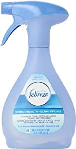 Febreze  Air Freshener, Extra Strength Fabric Refresher Air Freshener,  16.9-Ounce