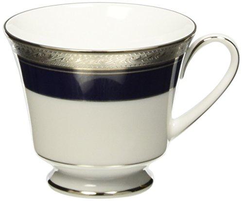 - Noritake Crestwood Cobalt Platinum Cup