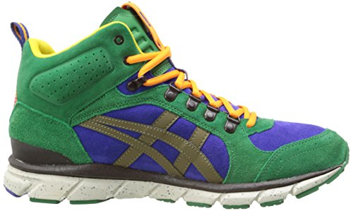 Onitsuka Tiger Harandia High-top Fashion Sneaker Mörkblå / Oliv
