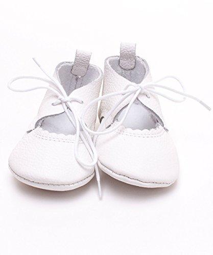 Toma - Zapatos primeros pasos de cuero para niño multi-coloured - creme