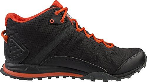 Helly Hansen 78253_992-44 Rabbora Trail Bottes de sécurité Mid HT WW Taille 44 Noir/Orange