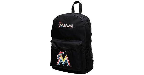 Amazon.com: MLB Miami Marlins Sprint Mochila, 18-inches ...