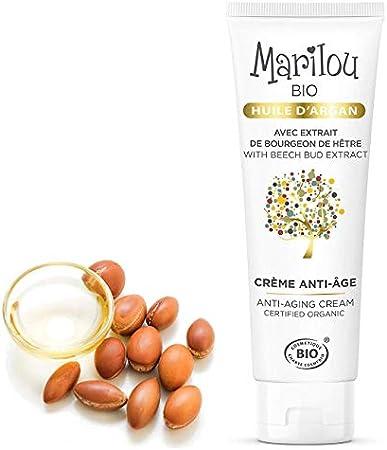 Marilou Bio Crema Antiarrugas Argán 50ml