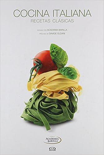 COCINA ITALIANA RECETAS CLASICAS