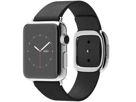 Apple Watch 38mm Sサイズ MJYK2J/A <ブラックモダンバックル>