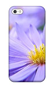 lintao diy New Style Paula S Roper Pretty Daisy Flowers Premium Tpu Cover Case For Iphone 5/5s