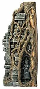 "Hydor H2Show Lost Civilization - Right Forest Decoration 13.8"" x 6"" x 2.8"""