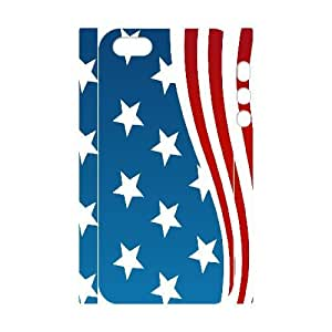GGMMXO American Retro Flag Shell Phone Case For iPhone 5s [Pattern-2]
