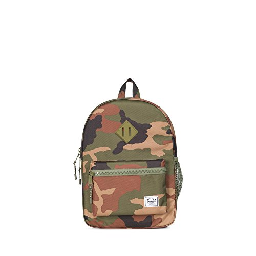 (Herschel Kids' Heritage Youth Backpack, W CAMO, One Size)