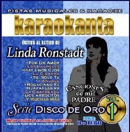 Karaokanta KAR-1701 - Serie Disco de Oro Vol. I Spanish CDG