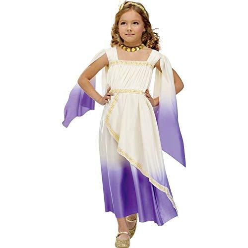 Purple Greek Goddess Kids -