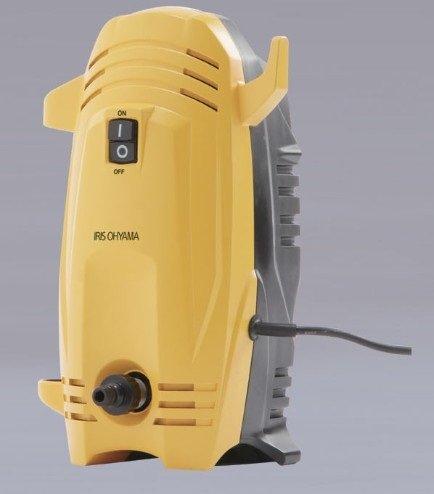 高圧洗浄機 掃除 コンパクト サイズ 暮らし生活 家電 高圧洗浄機 [単品] イエロー  B00YO5FR7I