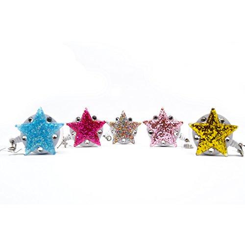 Star Retractable Badge Holder - 5