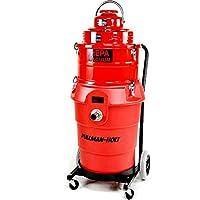 Pullman-Holt 102ASB Wet Dry HEPA Vac 2 HP 12 Gallon