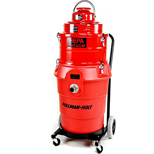 Pullman-Holt 102asb Wet Dry Hepa Vac 2 Hp 12 Gallon