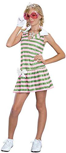 Sharpay Golf Costume - Child (Girls Sharpay's Pink Dress Costumes)