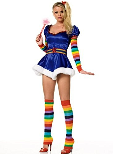 Starburst Girl Costume - Small - Dress Size 4-6