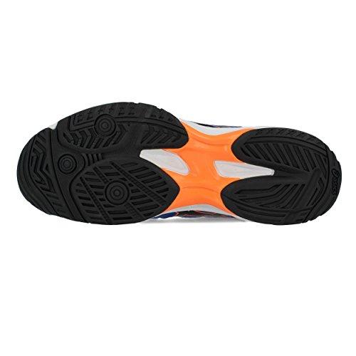 Blå Slam løsning Orange To Svart Tennissko Asics Gel wTXRgg