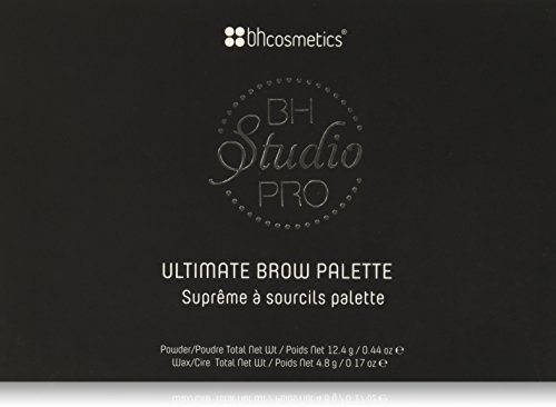 - BH Cosmetics Studio Pro Ultimate Brow Palette
