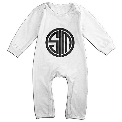 Cute Deadmau5 Climbing Clothes For Baby Navy