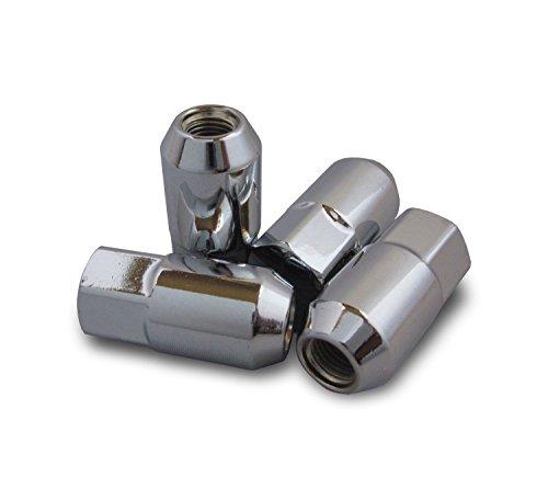 Wheel Aluminum Rear Polaris - Polaris Ranger 570 700 800 Chrome Lug Nut for Aluminum Wheels (Set of 4) 7547309