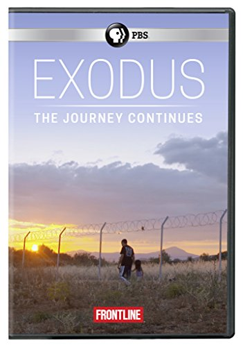 FRONTLINE: Exodus: The Journey Continues DVD by PBS Video